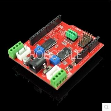 Arduino Stepper motor drive shield