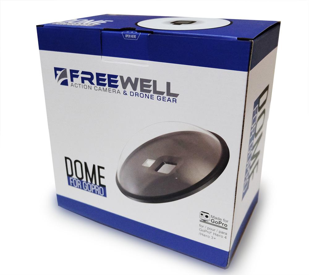 Freewell Dome Port 7 นิ้ว