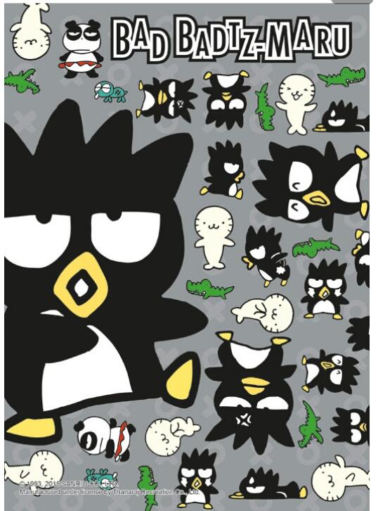 Jigsaw Puzzle Sanrio Bad Bads Maru 500pcs. จิ๊กซอว์แบด มารุ500ชิ้น