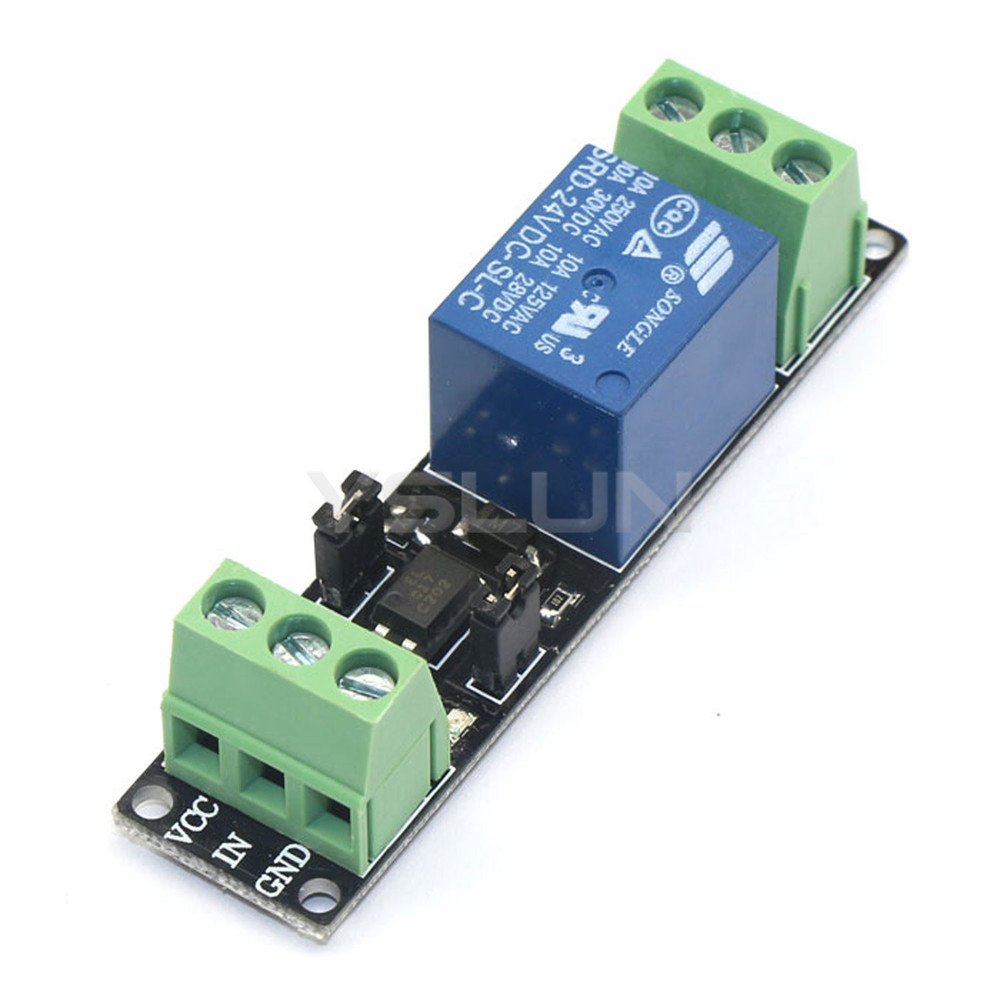 DC 24V relay switch/optical isolation driver module/high Voltage Controller for PIC AVR DSP and DIY