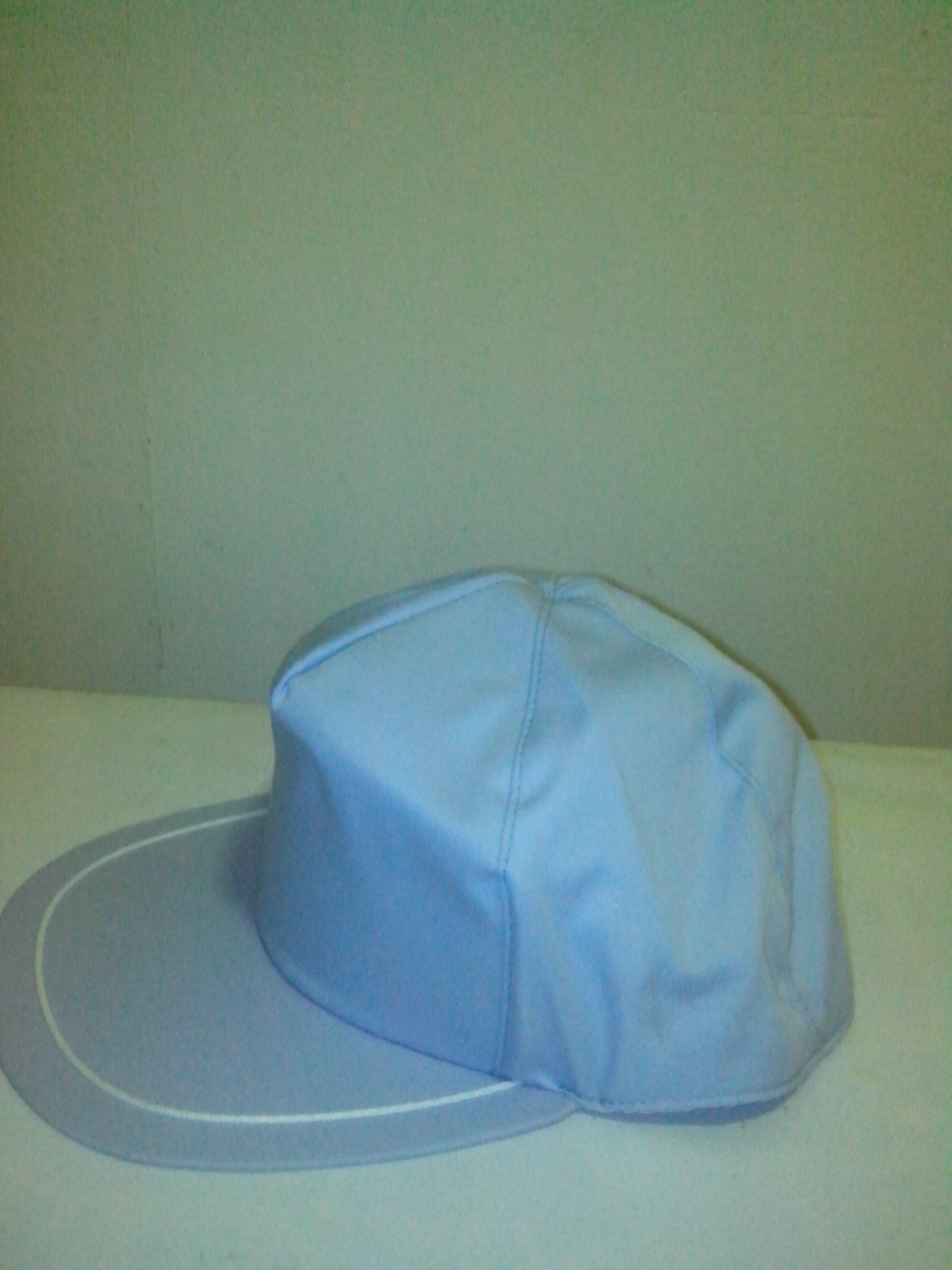 CA001 หมวกโรงงาน