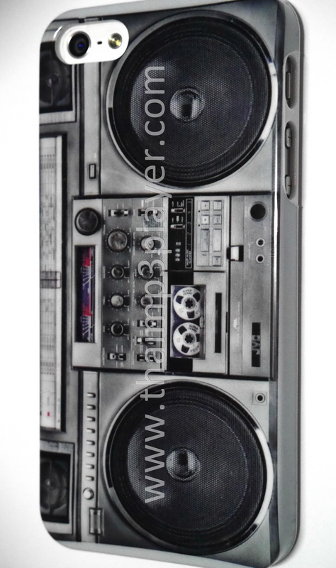 เคสมือถือ IPhone 5,5s วิทยุ Stereo