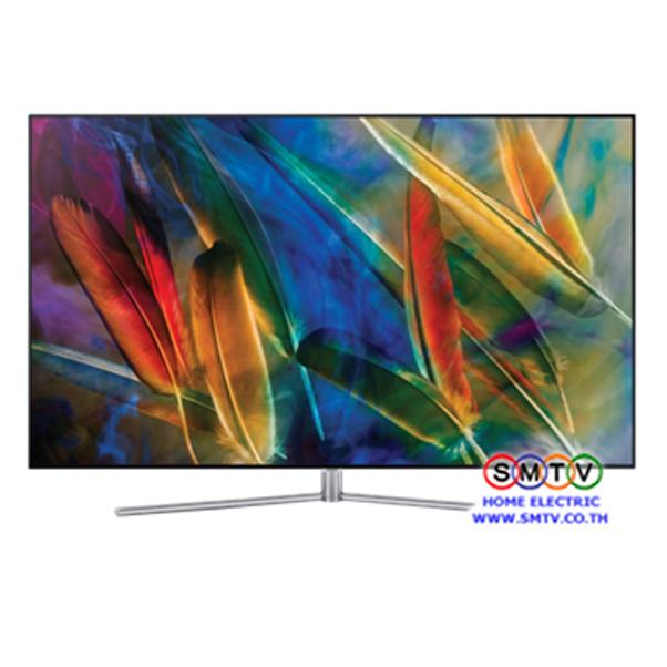 FLAT QLED TV 65 นิ้ว SAMSUNG รุ่น QA65Q7FAMKXXT