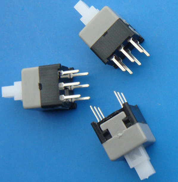 5.5X5.5 mm Self-locking Switch