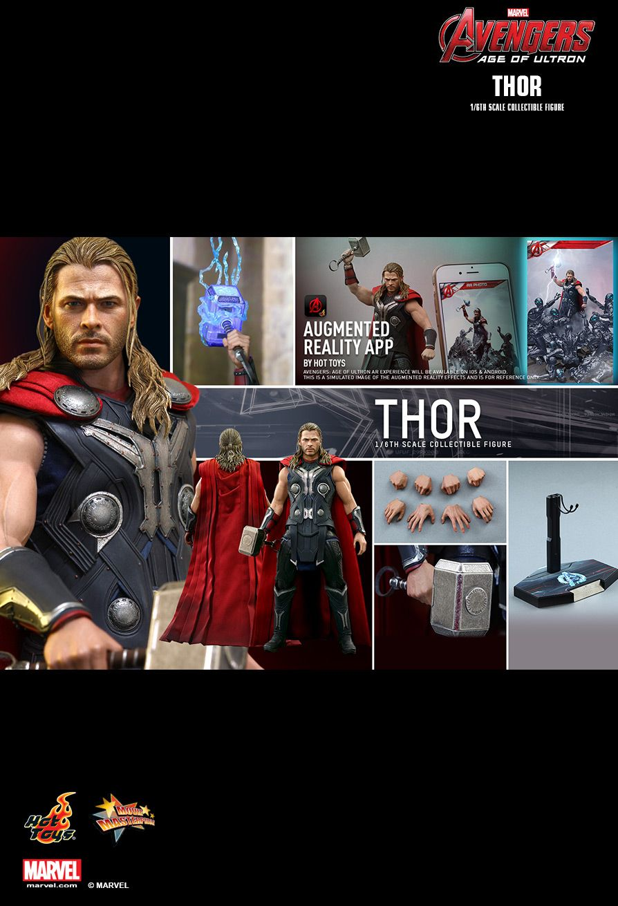Hot Toys MMS306 AVENGERS: AGE OF ULTRON - THOR