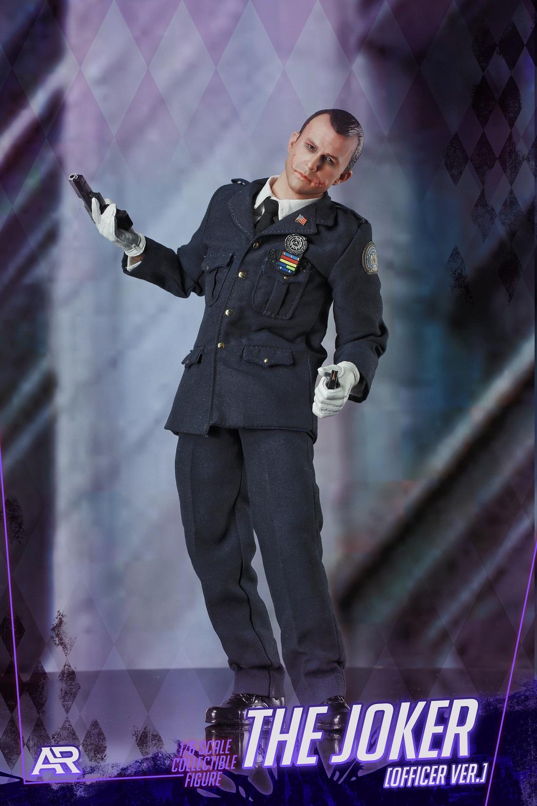 ARTOYS AR-003 The Joker (Officer Version)