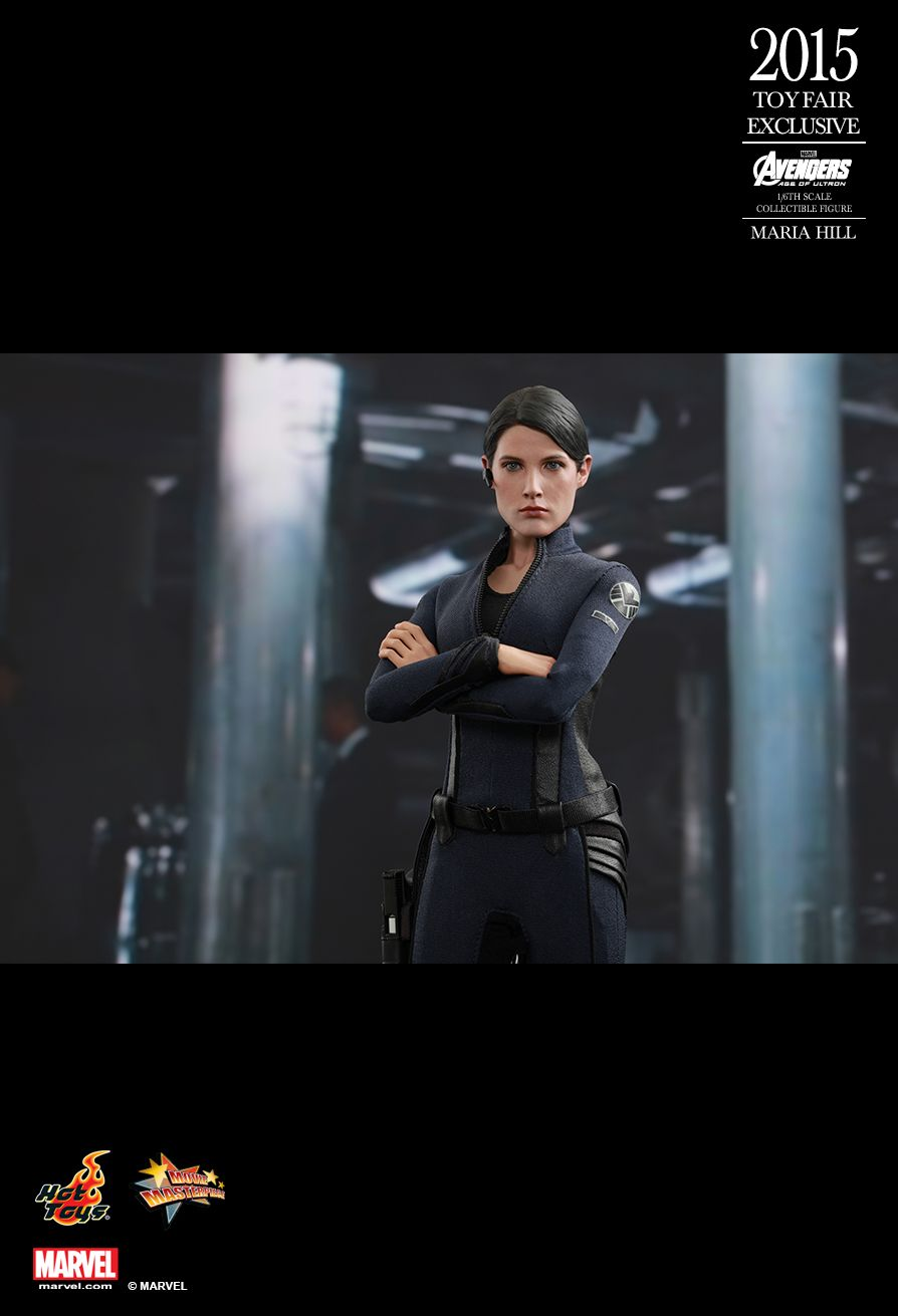 Hot Toys MMS305 AVENGERS: AGE OF ULTRON - MARIA HILL