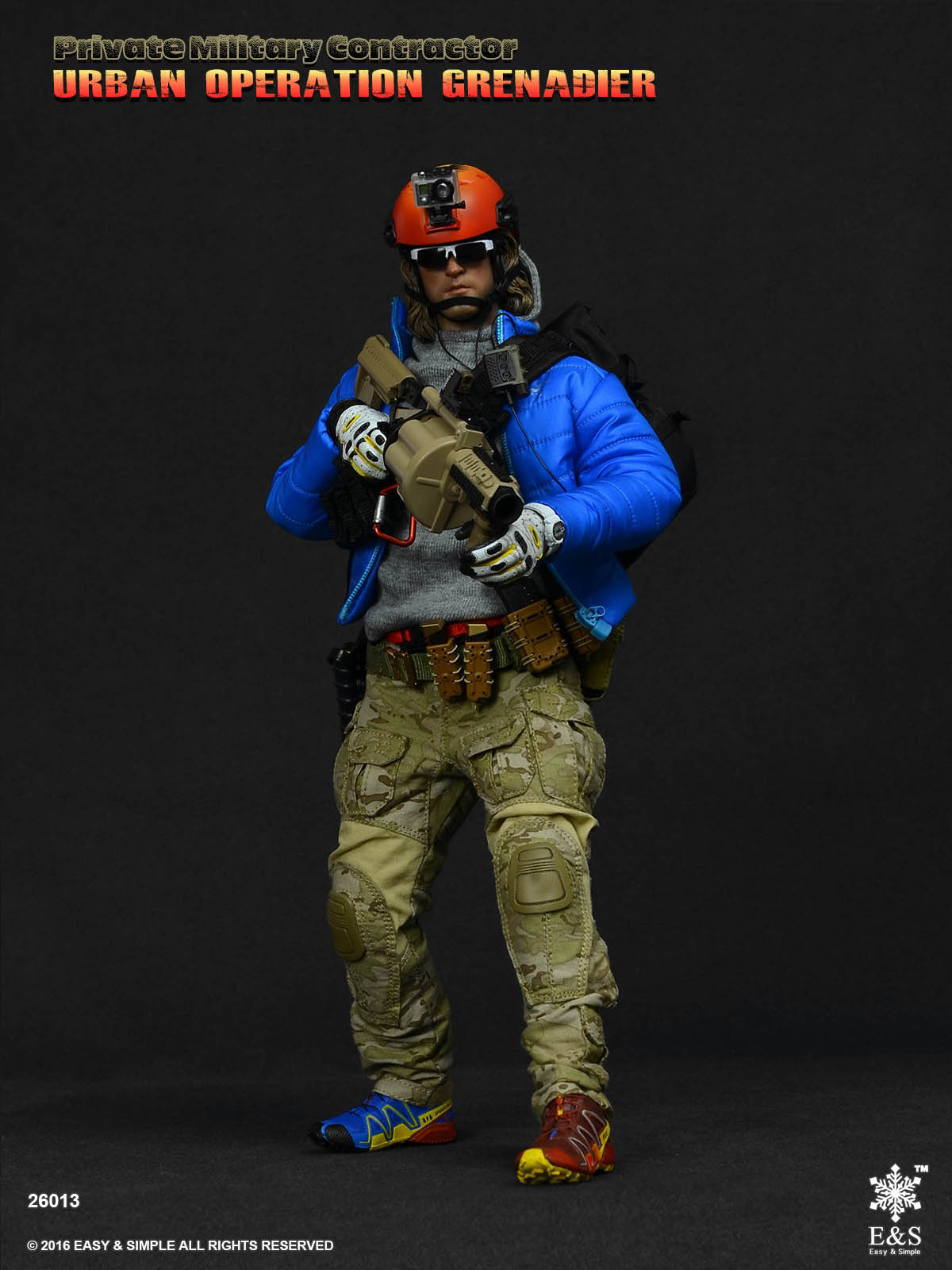 Easy&Simple 26013 PMC Urban Operation Grenadier