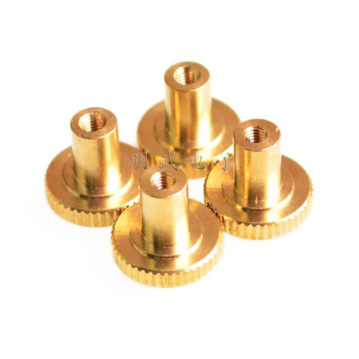 DIY UM2 Ultimaker2 printing platform dedicated leveling screw nut
