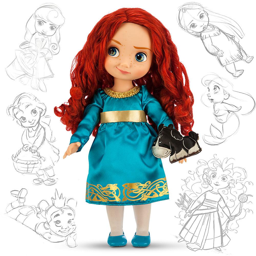Disney Animators' Collection Merida Doll - 16''