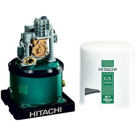ปั๊มน้ำแบบโอโต(ถังกลม) Hitachi รุ่น WT-P150GX2