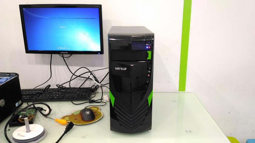 AMD Athlon X2 240 HD4850