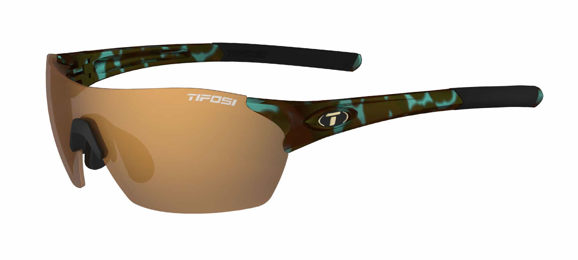 Tifosi BRIXEN Blue Tortoise (Brown/AC Red/Clear)