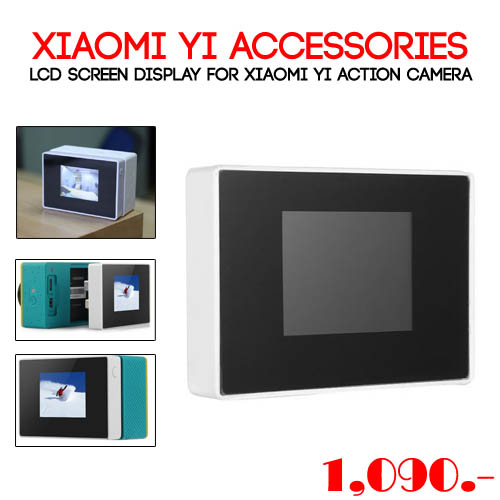 Xiaomi Yi Accessories LCD Screen Display For Xiaomi yi Action camera