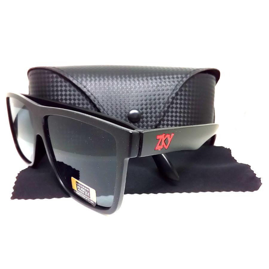 แว่นกันแดดแฟชั่น ZKY รุ่นเฟี้ยวฟ้าว