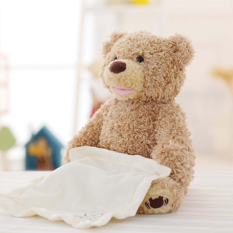 ตุ๊กตาหมี Peek a Boo Bear