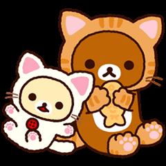 Rilakkuma Animated Stickers