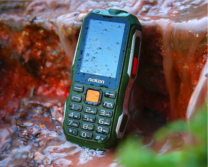 โทรศัพท์มือถือทนมือทนเท้า Neken EN3