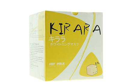 Kirara Soy milk อยากขาวใสแบบซุปเปอร์สตาร์ ต้องคิราร่าซอยมิลล์ ช่วยคืนความอ่อนเยาว์ ให้ผิวกระจ่างใส