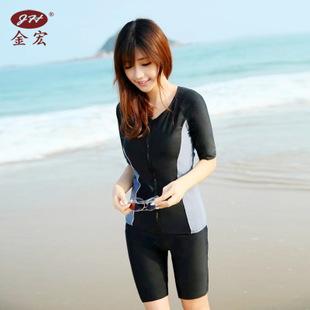 ชุดว่ายน้ำ 2xl สีเทา เสื้อ+กางเกง รอบอก 36-40 เอว 26-34 สะโพก 36-44 นิ้ว ตัวเสื้อซิปหน้า ผ้าเนื่อดีมากๆค่ะ
