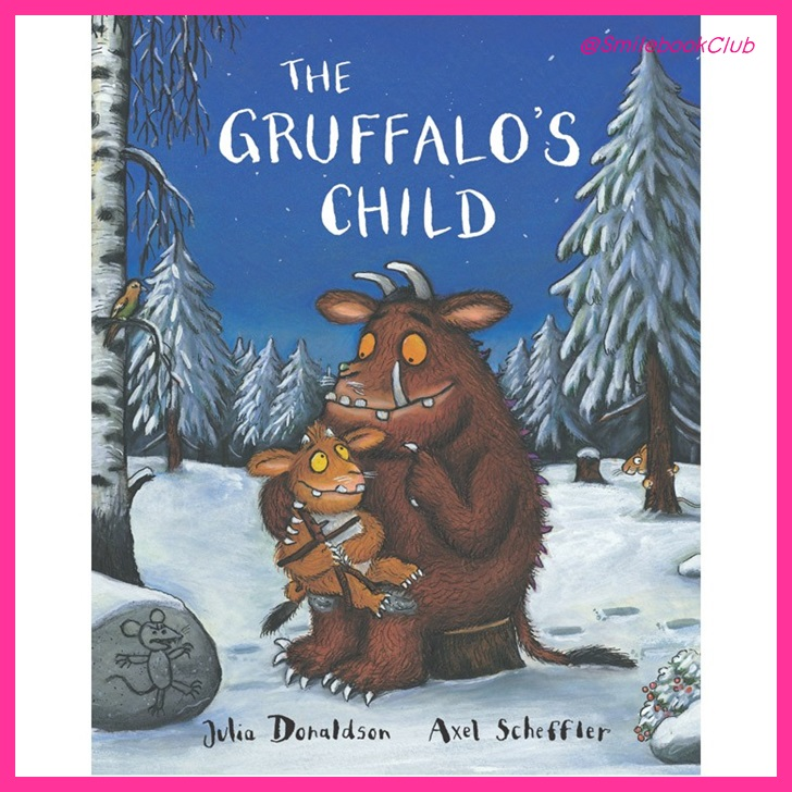 THE GRUFFALO'S CHILD : Board Book