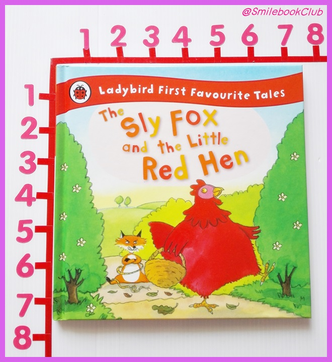The Sly Fox and the Little Red Hen : Ladybird