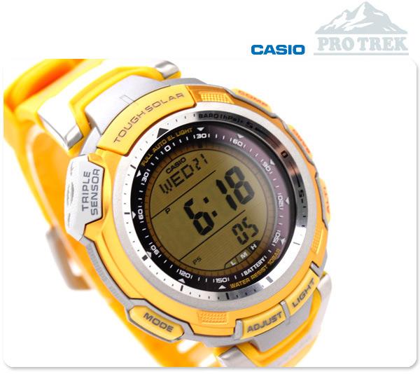Casio Protrek รุ่น PRG-110C-9VDR