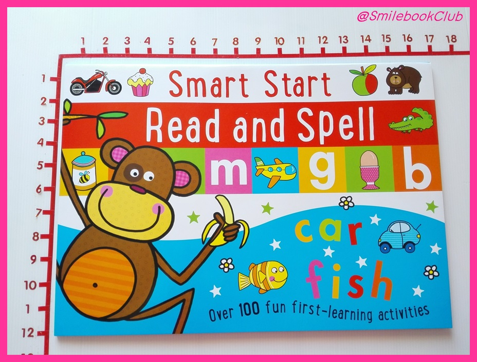 Smart Start - Read And Spell