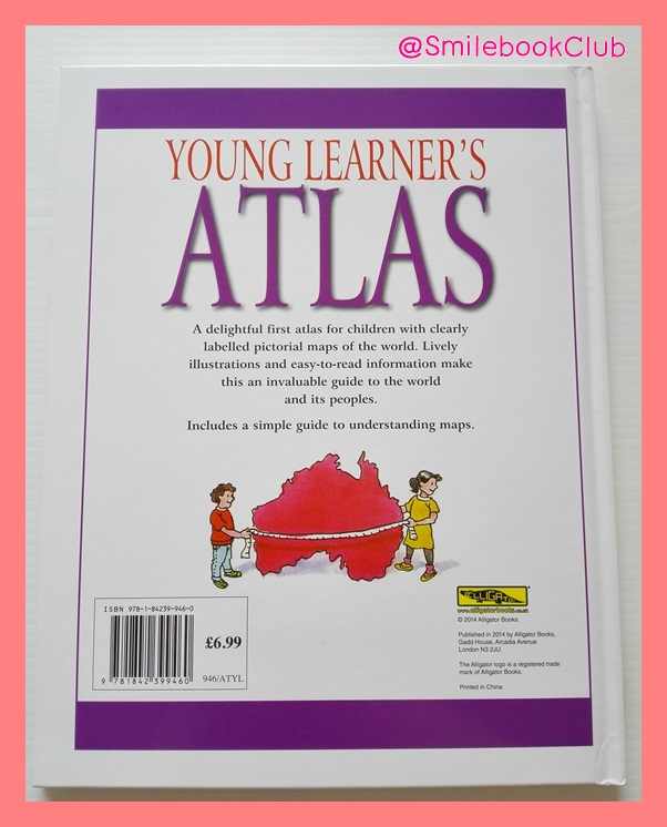 Young Learner's ATLAS (With over 300 World Facts)