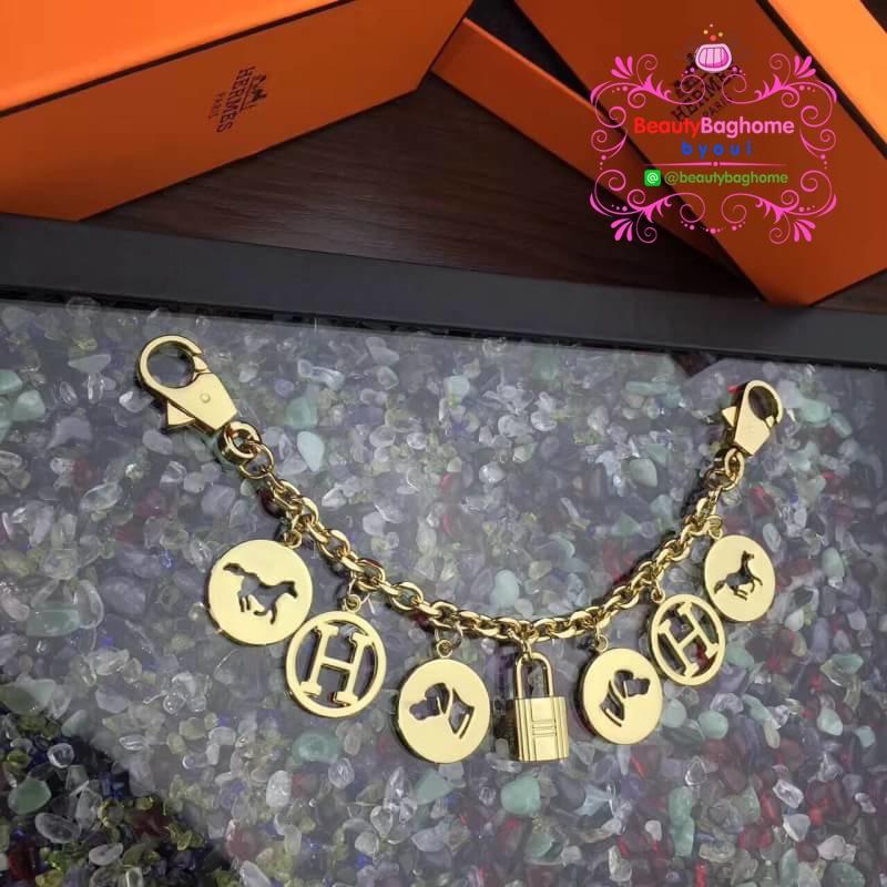 Hermes charm bracelet งานHiend 1:1