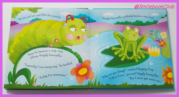Wiggly Caterpillar's Big Change Surprise Pop-Up