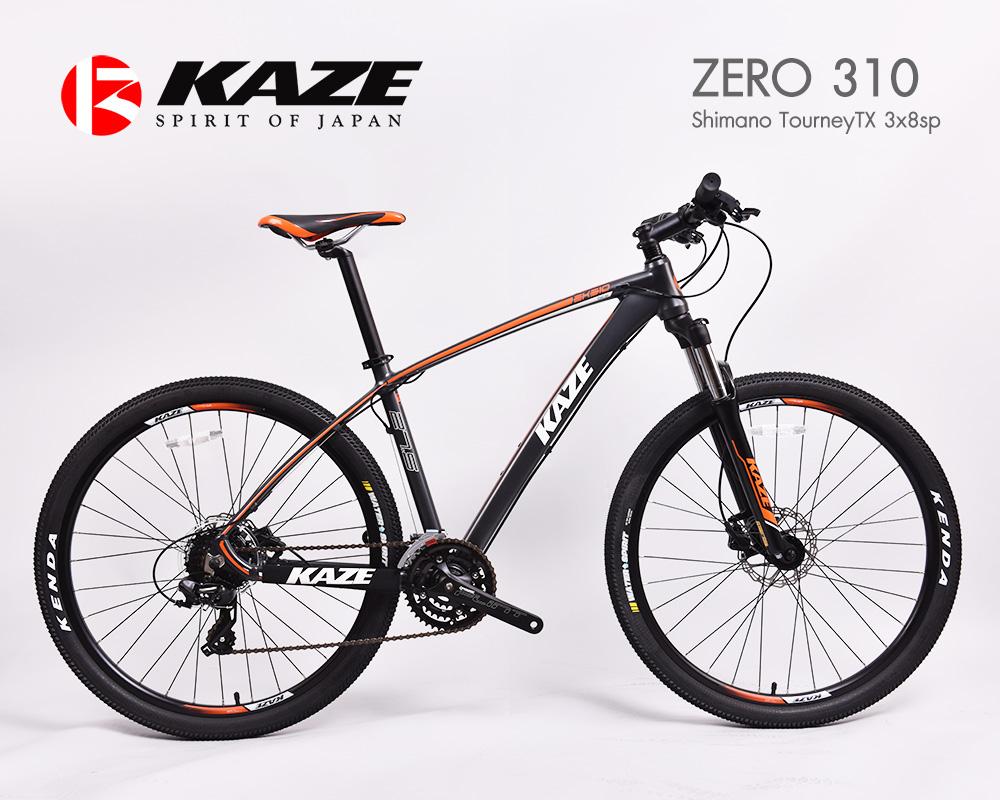จักรยานเสือภูเขา KAZE รุ่น ZERO 310 24 sp ล้อ 27.5