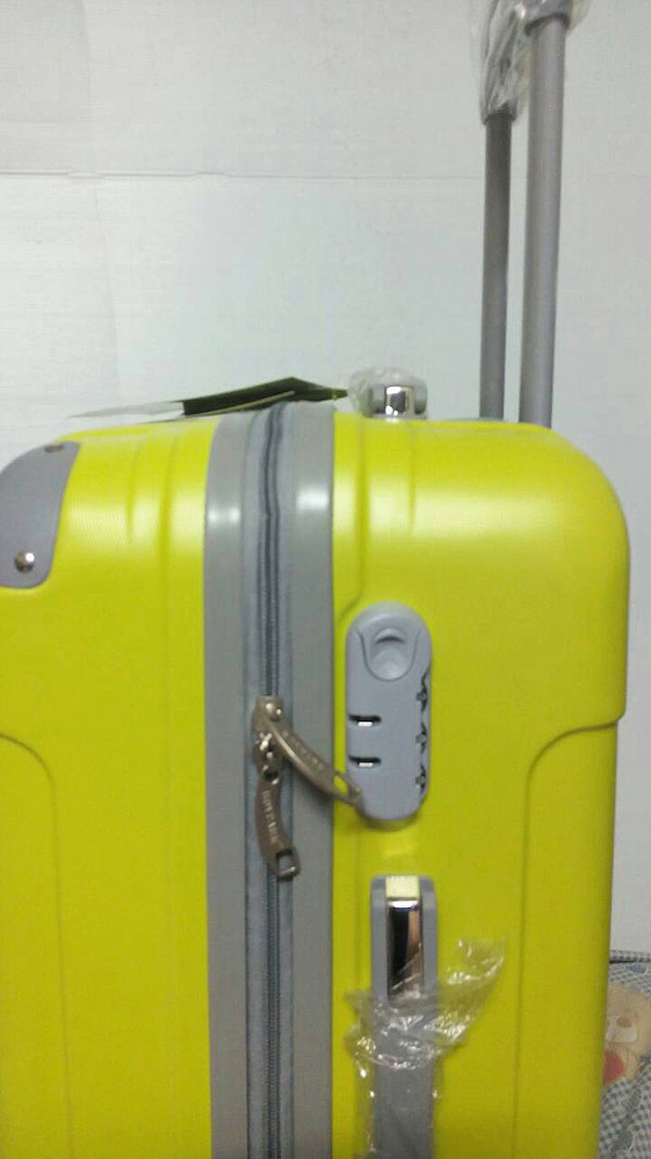 กระเป๋าเดินทาง Fiber