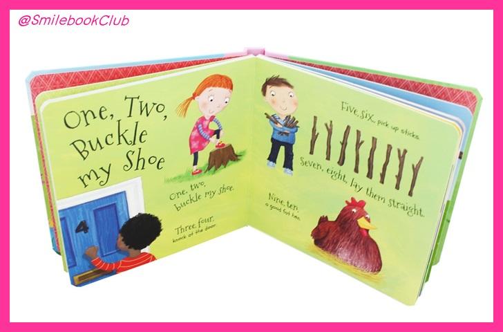 Five Little Ducks - Little Number Rhymes