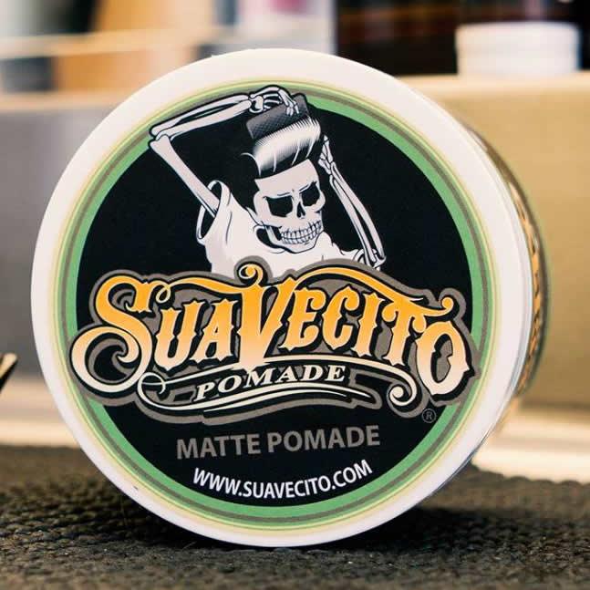 Suavecito Matte Pomade (ไม่เงา) FREE EMS