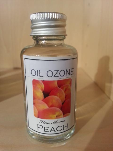 Aroma Oil Ozone Peach 30ml.