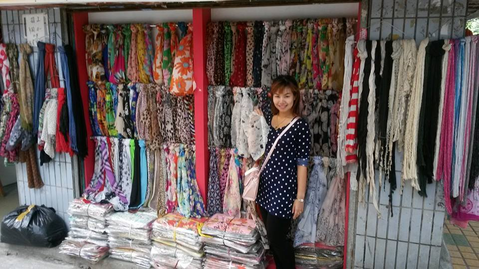 ผ้าชีฟองสไตล์เกาหลี