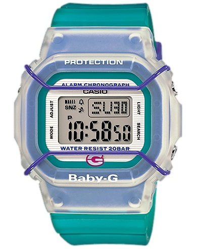 Casio Baby-G รุ่น BGD-500-3DR Limited Edition