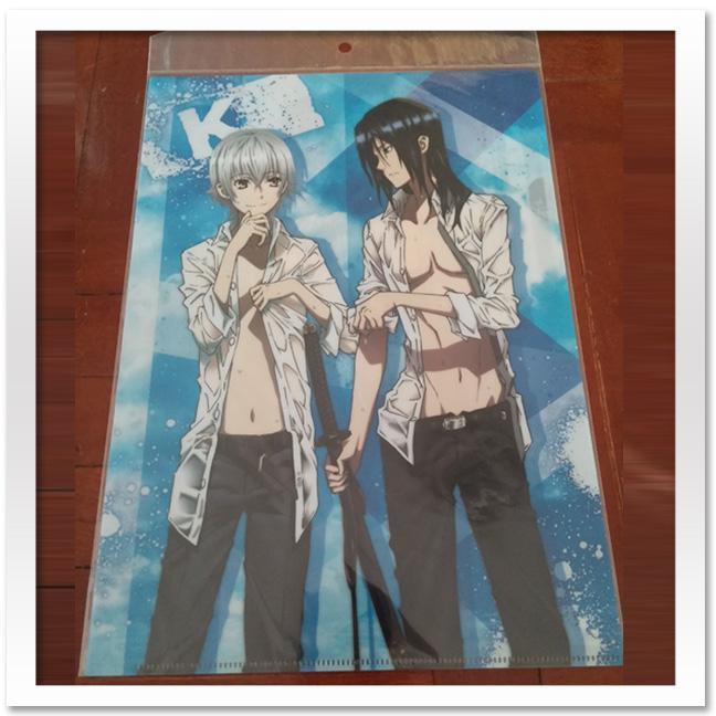 K] Clear File Shiro&Kuro