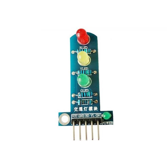 LED 5mm ไฟจราจร module
