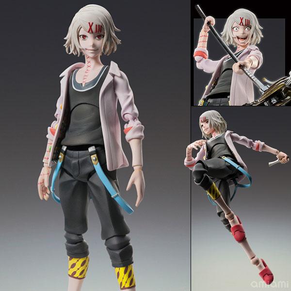 "Super Action Statue ""TV Anime Tokyo Ghoul"" Juzo Suzuya(Pre-order)"