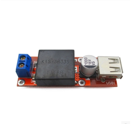 KIS3R33S 5V USB Output Converter DC 7V-24V To 5V 3A Step-Down Buck KIS3R33S Module KIS-3R33S