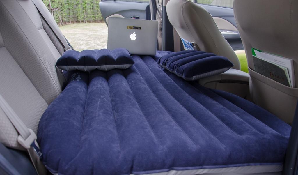ที่นอนเบาะในรถยนต์