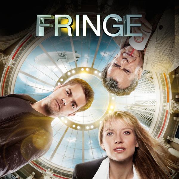 DVD Fringe : The Complete Season 1-5 Finale (ฟรินจ์ มิติพิศวง ปี 1-5 จบ) 29 แผ่นจบ (Master ซับไทย)