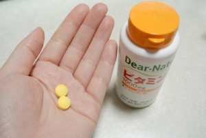 Review วิตามินซี Asahi Vitamin C