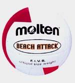 วอลเลย์บอลชายหาด MOLTEN BV5V