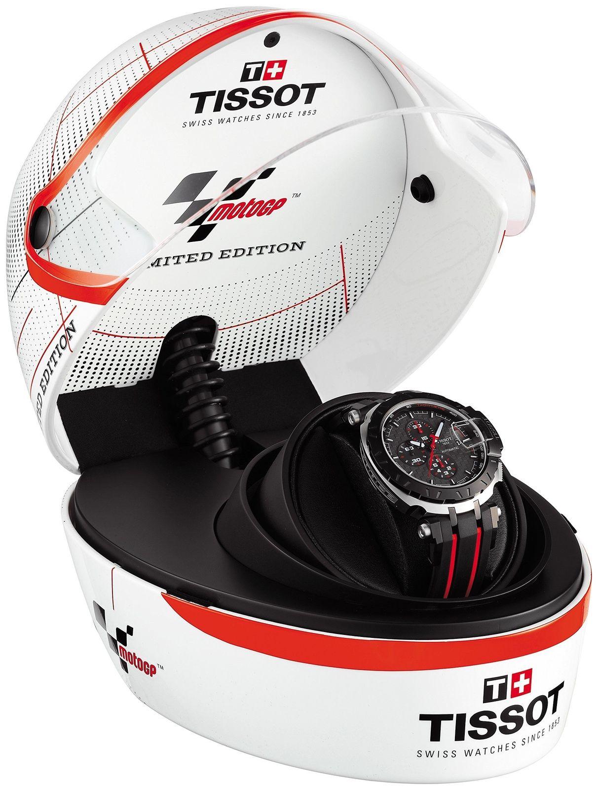 นาฬิกาผู้ชาย Tissot รุ่น T0924272706100, T-Race MotoGP 2015