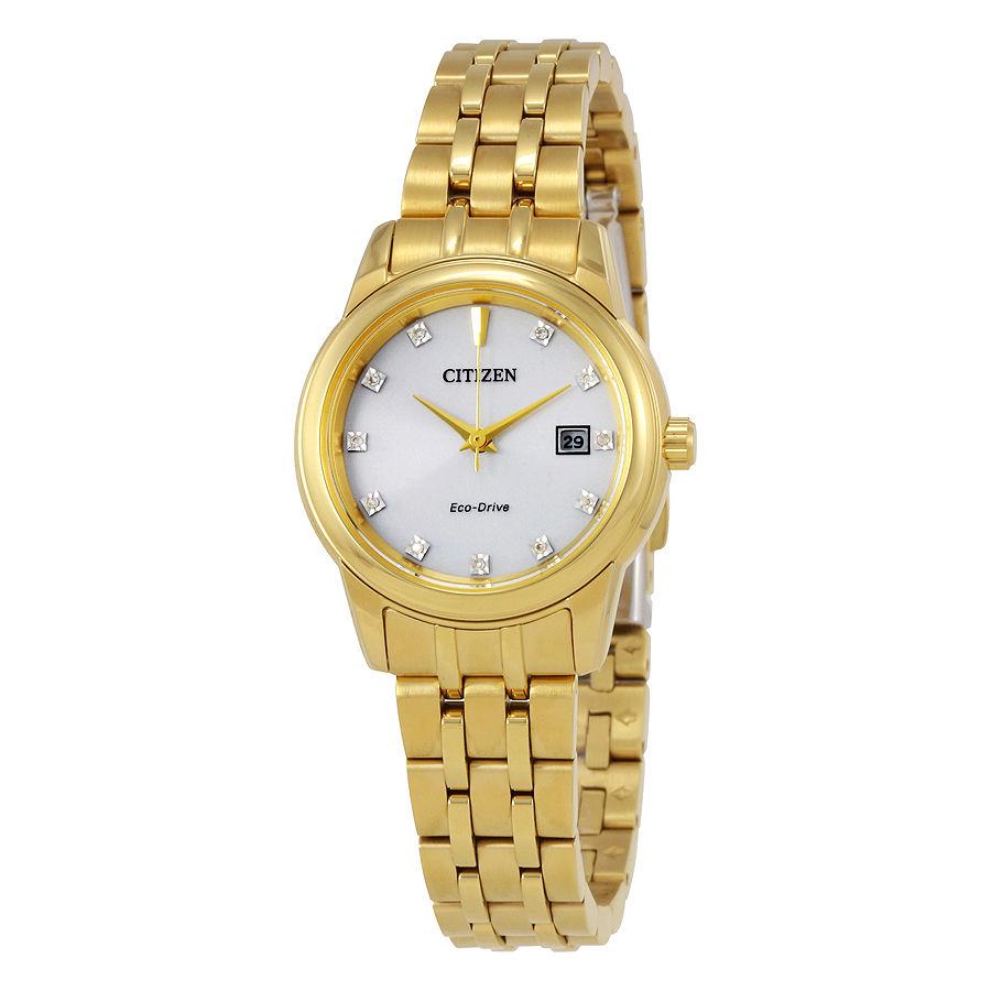นาฬิกาผู้หญิง Citizen Eco-Drive รุ่น EW2392-54A, Corso