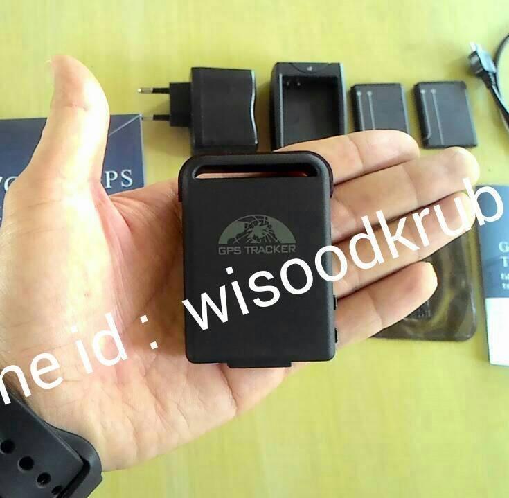 GPS จิ๋ว รุ่น Smart SMS