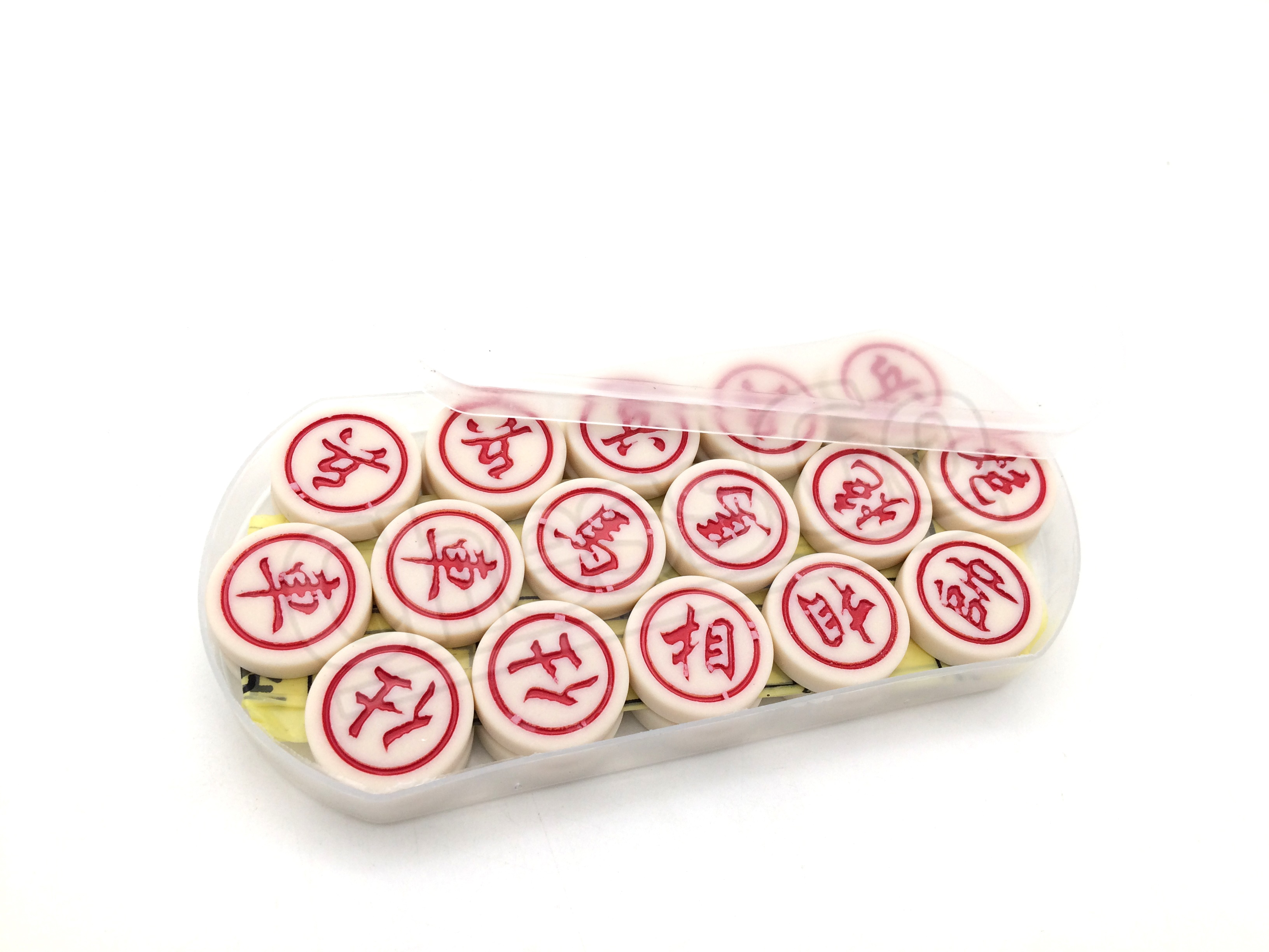 ตัวหมากรุกจีนพลาสติก 3.0